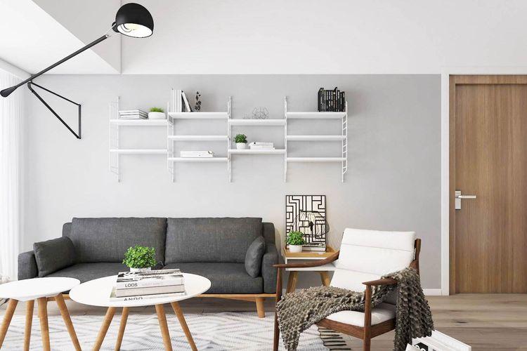 Desain minimalis karya desainer La.casa