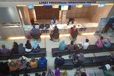 Peminat Paspor Membeludak, Imigrasi Padang Tambah Kuota Pelayanan 30 Persen