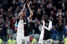 Haru di Perpisahan Barzagli dengan Juventus dan Abate dengan AC Milan