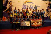 PB Exist Raih Piala Hariyanto Arbi