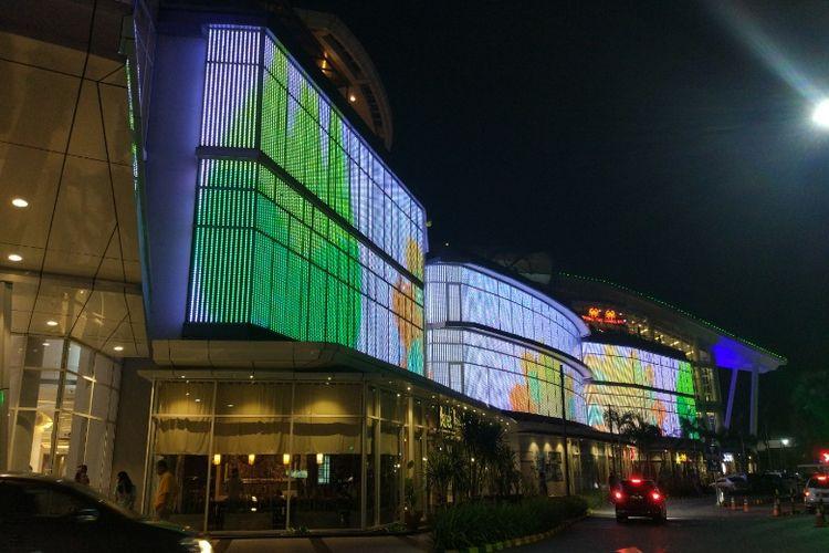 Living World, Alam Sutera, Tangerang Selatan.