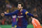 El Shaarawy Ingatkan AS Roma soal Kehebatan Messi