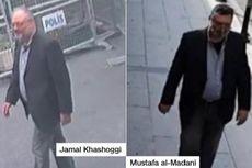 Pelaku Menyamar Jadi Jamal Khashoggi di Hari Kejadian