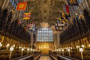 5 Fakta Kapel Tempat Pangeran Harry dan Meghan Markle Menikah