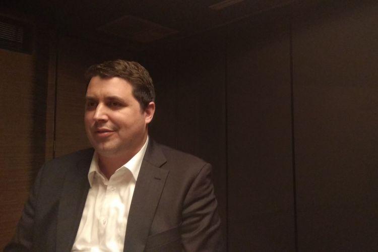 Managing Director Royal Caribbean Cruises Wilayah Asia Pasific, Sean Tracy