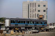 Persiapan MRT Telah Mencapai 50 Persen