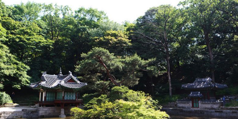 Istana Changdeokgung Korea Selatan