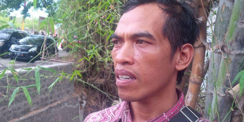 Kepala Desa (Kades) Kalitengah, Kabupaten Klaten, Hariyadi, Kamis (8/11/2018).