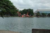 Pemkot Jakut Periksa Kualitas Air Danau Sunter