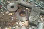 Begini Bentuk Batu-batu Purbakala Tak Lazim yang Ditemukan di Kediri