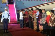 Tiba di Pekanbaru, Jokowi Akan Terima Gelar Adat hingga Bertemu Timses