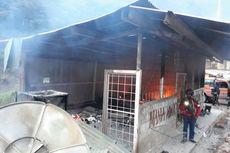 Kelompok Bersenjata Diduga Bakar Lima Kios di Tembagapura