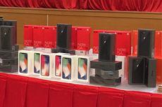 20.000 Ponsel Ilegal Dimusnahkan, Paling Banyak iPhone dan Xiaomi
