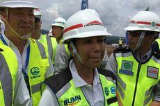 Rini: Pembebasan Lahan Proyek Kereta Cepat Jakarta-Bandung Rampung Mei