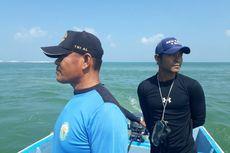 Wisatawan Asal Bandung Hilang Terseret Laut Selatan Sukabumi