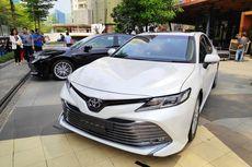 Toyota Camry Terbaru Incar Konsumen Usia Muda