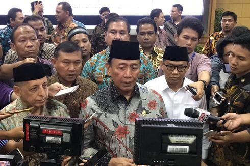Wiranto: Demo soal Pembakaran Bendera Ditunggangi Eks Anggota HTI