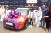 Akhiri Kampanye '12.12. Celebration', Zilingo Bagikan 5 Unit Mini Cooper