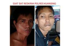 Polisi Ringkus 2 Perampok Sopir Taksi Online di Lampung