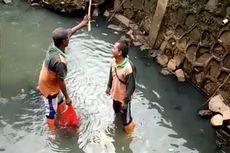 Petugas PPSU di Cipayung Temukan Mayat Bayi di Saluran Air