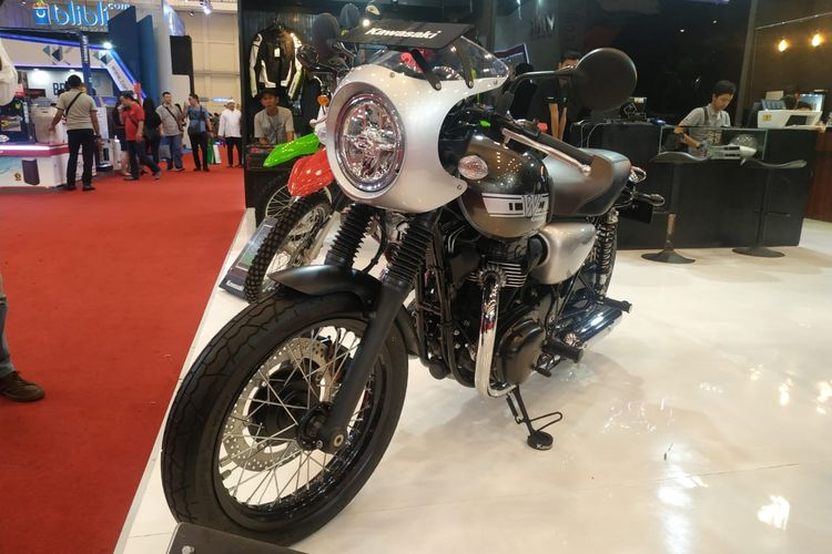 Buy a new Kawasaki motorcycle at GIIAS 2019, until the end