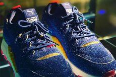 Puma dan Sega, Bikin Sneaker Kolaborasi