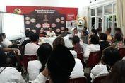 Relawan Memanfaatkan Momentum Piala Dunia