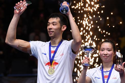 Ganda Campuran China Juara All England Mundur dari Superseries Finals