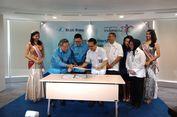 20.000 Taksi Blue Bird Akan Cantumkan Logo 'Wonderful Indonesia'