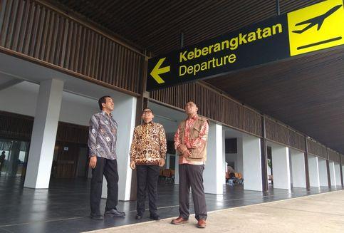 AP II Akan Kembangkan Bandara Banyuwangi Jadi 'Low Cost Carrier Airport'