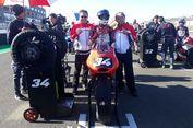 Pebalap Astra Honda Berkembang Pesat di Moto3 Junior