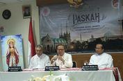 Keuskupan Agung Jakarta: Katolik Tidak Mungkin Merayakan Paskah di Monas