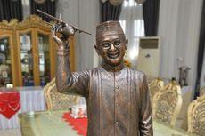 BJ Habibie Setujui Desain Patung Dirinya Senilai Rp 1,7 Miliar