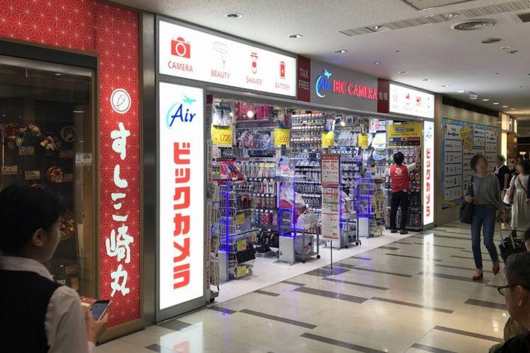 toko Air BIC CAMERA