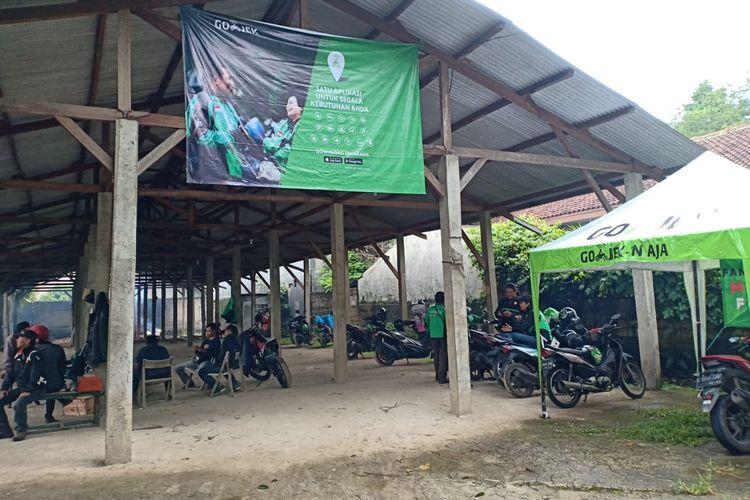 BPTJ: Ojek Online Tidak Boleh Punya Shelter di Sudirman