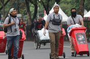 Berkat Relawan, Apel Kebangsaan Kita Merah Putih Banjir Pujian