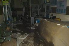 Cuaca Ekstrem, Angin Kencang Rusak Sejumlah Bangunan di Sumsel