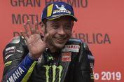 Kembali Podium, Rossi Percaya dengan Performa Yamaha Tahun Ini
