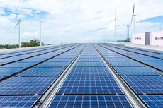 Baran Energy Tawarkan Penyimpan Daya Berenergi Panas Matahari