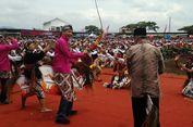 """Ganjar Pranowo Ingin Sedekah Turonggo Jadi """"Event"""" Pariwisata Tahunan"""