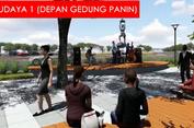 Spot Budaya di Trotoar Sudirman-Thamrin Perlu Dikaji Ulang