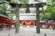 Sumiyoshi Jinja, Salah Satu Kuil Tertua di Jepang