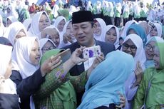 Hendi Siap Bergerak Bersama Satri Jaga Perdamaian Indonesia