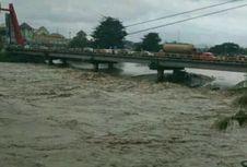 Hujan Deras dan Angin Kencang, Makassar dan 6 Kabupaten di Sulsel Diterjang Banjir