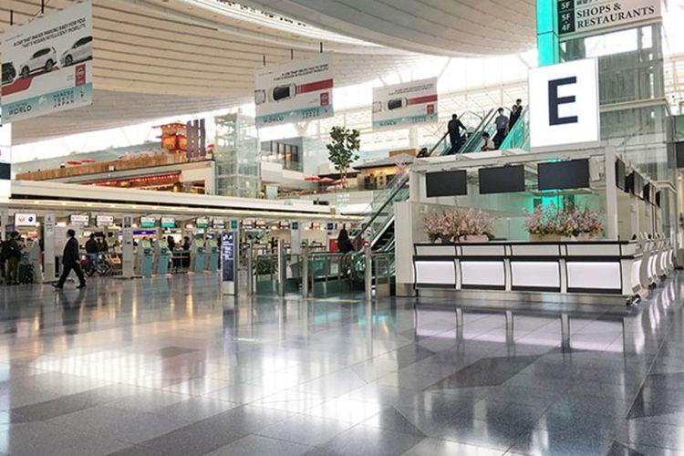 Tips Menghabiskan Waktu di Terminal Internasional Bandara Haneda (versi Bus)