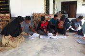 13 Siswa SMA di Gorontalo Jalan Seharian Susuri Hutan demi Ikuti UNBK