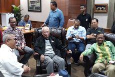 Mahfud MD dan Bagir Manan ke KPU Bahas Syarat Pencalonan DPD