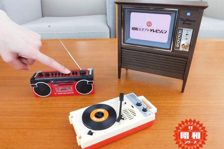 Apakah anak zaman sekarang tahu kaset? Foto hak cipta The Showa Series ©T-ARTS.