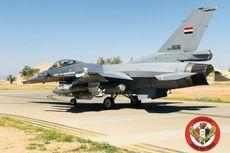 Kirim Dua F-16, Irak Lancarkan Serangan Udara ke Wilayah Suriah
