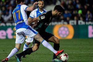 Hasil Copa del Rey, Real Madrid Menang Susah Payah atas Leganes
